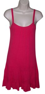 Ambiance Apparel short dress Wine Small Junior on Tradesy