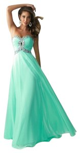 DEB Prom Prom Mint Green Homecoming Homecoming Evening Evening Gown Dress