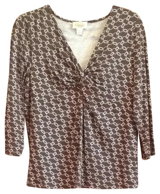 Preload https://item5.tradesy.com/images/talbots-brown-sweaterpullover-size-12-l-784944-0-0.jpg?width=400&height=650