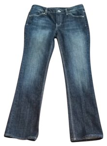Tahari Boot Cut Jeans-Medium Wash
