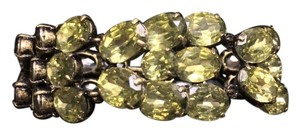 J.Crew Faceted Crystal Bracelet