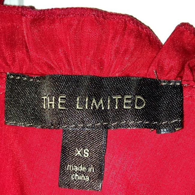 The Limited Top Red