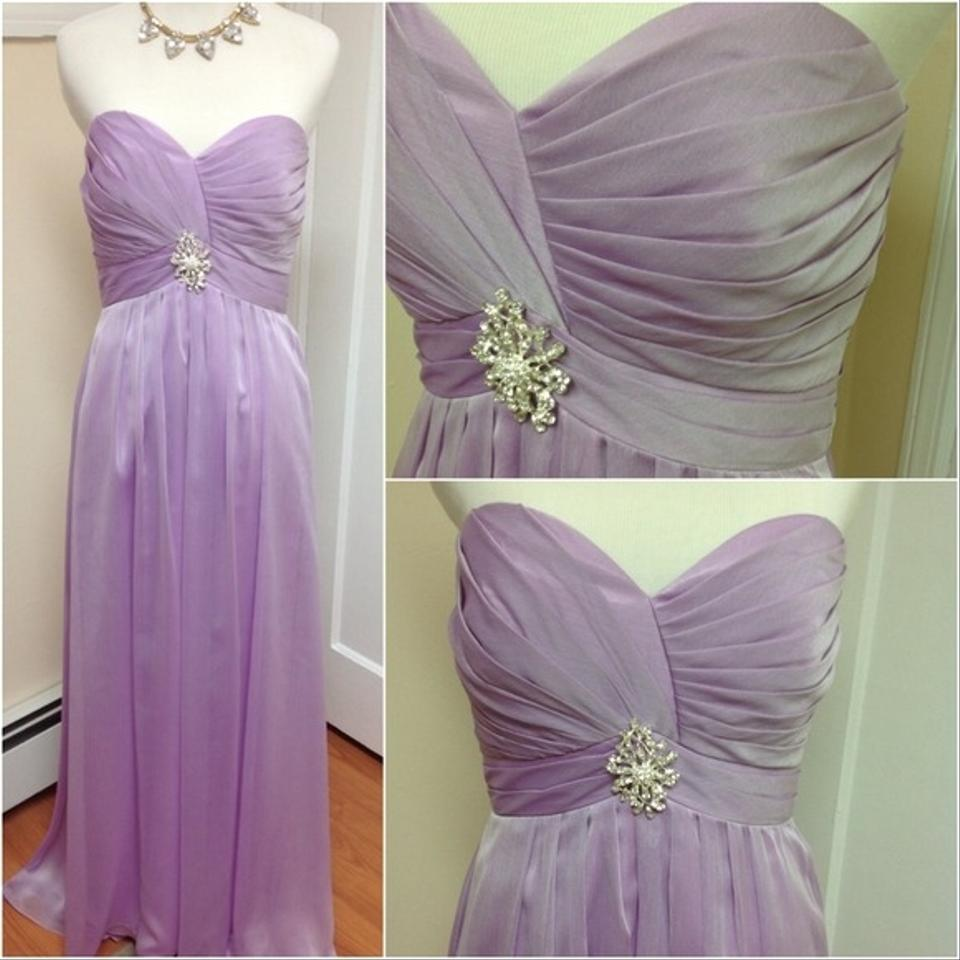 Belsoie orchid sweet lilac sweet heart strapless gown dress from 123456 ombrellifo Images