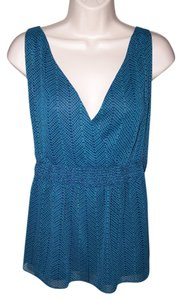 Merona Sleeveless Top Multi Color