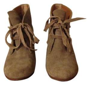 DV by Dolce Vita Tan, suede Boots