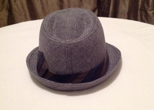 Something Special Gray&Blue Fedora
