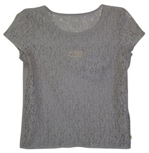 Hollister T Shirt Lace