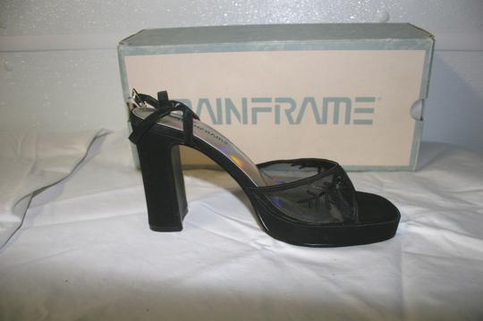 Other Chunky Black Pumps
