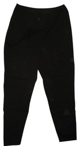 Cabin Creek Romans 2x Tall Plus Size Relaxed Fit Cotton Spandex Great Condition BLACK Leggings