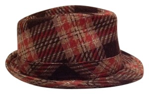Goorin Bros. Plaid Wool Fedora by Goorin Brothers