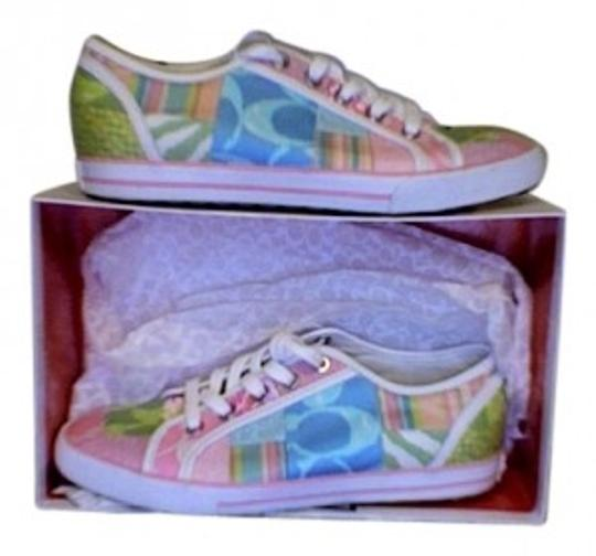 Preload https://item4.tradesy.com/images/coach-patch-work-pink-sneakers-size-us-7-regular-m-b-7858-0-0.jpg?width=440&height=440