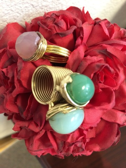 Cam & Zooey FOUR Cam & Zooey Rings - WOW - YES, FOUR RINGS