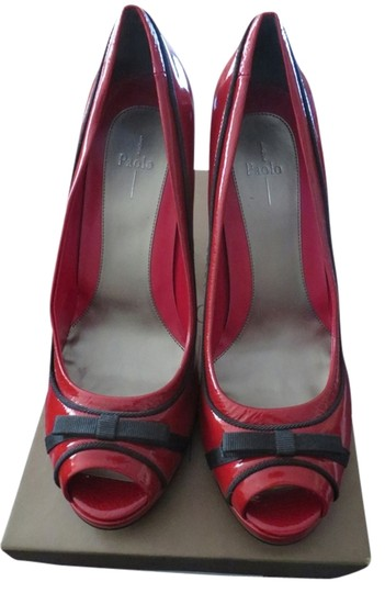 Preload https://img-static.tradesy.com/item/785945/paolo-red-patent-leather-with-black-strip-at-toe-pumps-size-us-11-regular-m-b-0-0-540-540.jpg