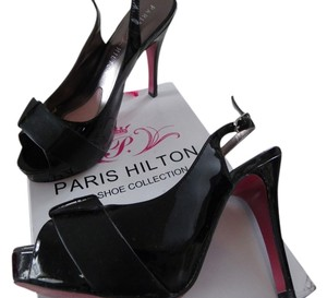 Paris Hilton Black Pumps