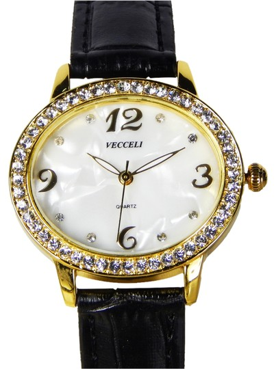 Vecceli Italy Vecceli Italy Fashion Ladies Watch L-546-W