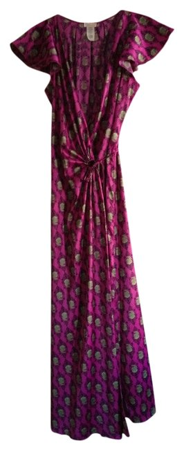fuschia Maxi Dress by Rubber Ducky Productions, Inc.