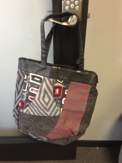 Desidual Tote in Canvas multi