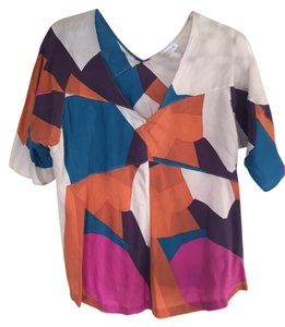 See by Chloé Top Colorblock