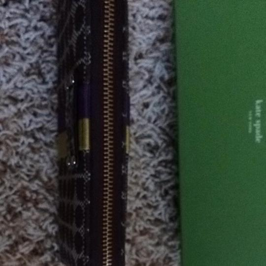 Kate Spade Kate Spade Coffee Neda Wallet (come with box)