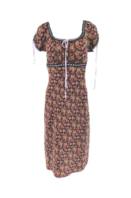 Preload https://img-static.tradesy.com/item/786207/betsey-johnson-multicolor-floral-empire-waist-mid-length-night-out-dress-size-8-m-0-1-650-650.jpg