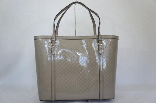 Gucci Tote in Storm Grey