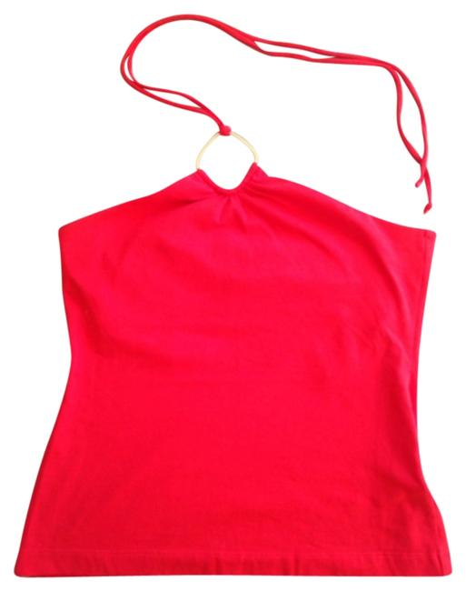 Item - Red Halter Top Size 0 (XS)