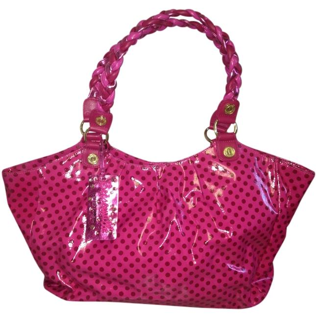 Item - Pink / Magenta Patent Leather Tote