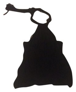 Guess Blac Halter Top