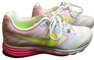 Nike Genuine Brand New Never Worn 6.5 Women's White, pink, yellow Athletic