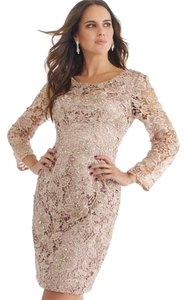 Morrell Maxie Size 8 Short Lace Dress