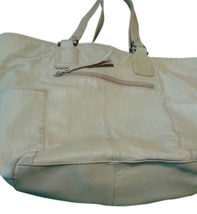 Perlina Tote in tan