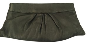 Lauren Merkin Hunter Green Clutch