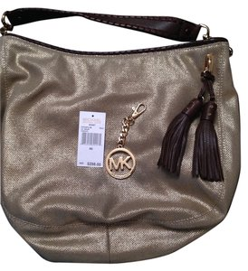 Michael Kors Purse Canvas Hobo Bag