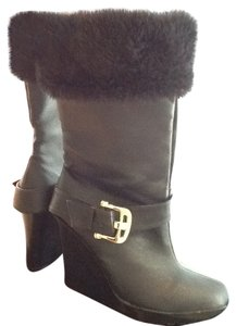 House of Deréon Blk Boots