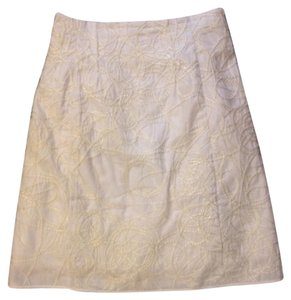 Joe Fresh Skirt White