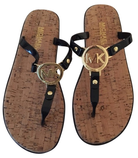 Michael Kors Black Sandals