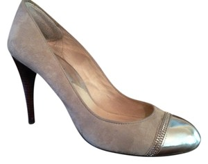 MICHAEL Michael Kors Gray Pumps