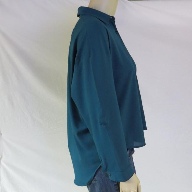 Blu Pepper Top Teal