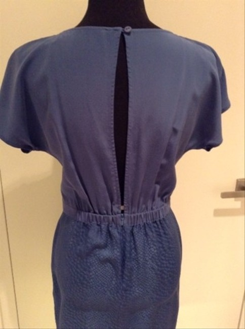 Twelfth St. by Cynthia Vincent short dress Blue on Tradesy