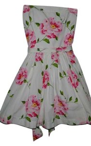 Abercrombie & Fitch short dress floral Easter on Tradesy