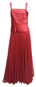 JS Collections Collection Evening Satin Dress