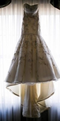 Lazaro 3819 Wedding Dress