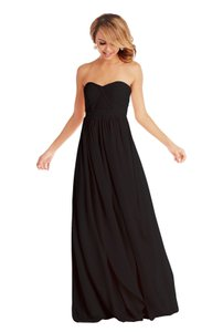 Jenny Yoo Black Adian Convertible Dress Dress