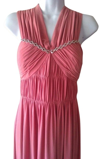 Max and Cleo Nwt Bridesmaid Wedding Prom Padgent Gown Dress