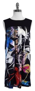 Ted Baker short dress Multi Color Bow Print Silk Sleeveless on Tradesy