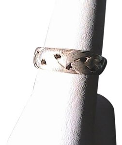 Other Sterling Silver Woven Ring Size 6 (#109)