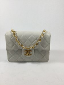 Chanel Lambskin Leather Flap Shoulder Bag