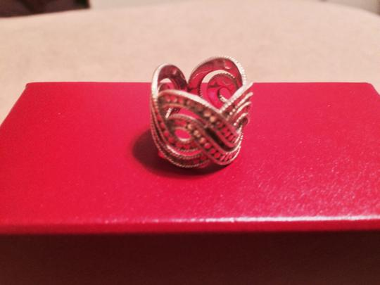 Anna Beck Anna Beck Jewelry Timor Gold Infinity Twist Band Ring