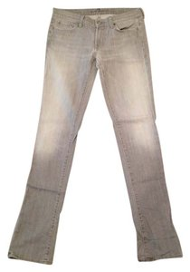7 For All Mankind Skinny Jeans-Light Wash