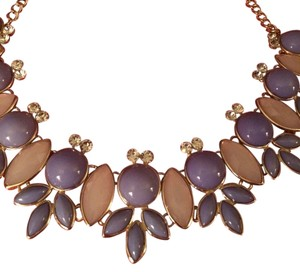 Cra Couture Jewelry Cara Couture Jewelry Multi-Shape Station Necklace